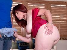 Heather's Arse Meets Subrigid Cock