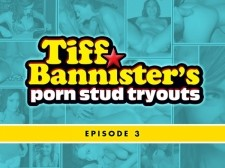 Tiff Bannister's Porn Charmer Tryouts - Video 3